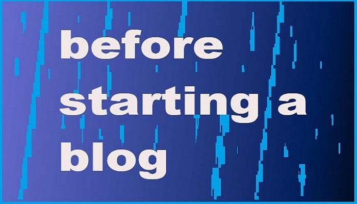 syarat membuat blog