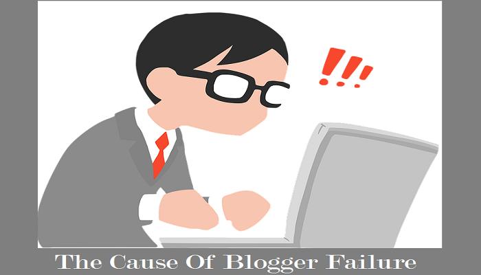Kegagalan Mengelolah Blog yang Perlu Dihindari