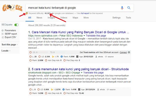 Lihat Cara Mencari Kata Kunci Di Web Terbaru