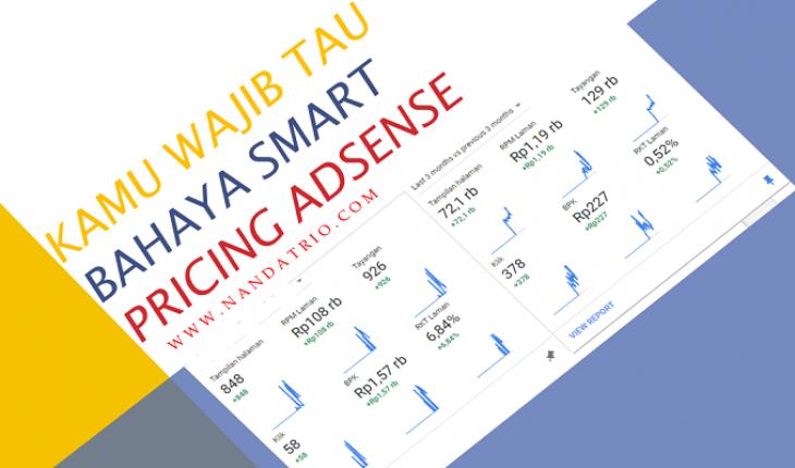 smart pricing adsense