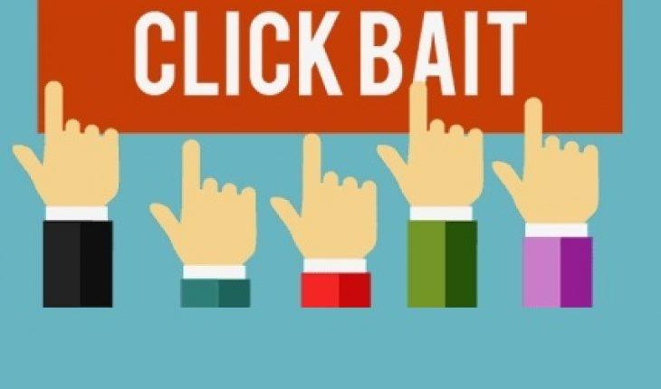 Judul Click Bait