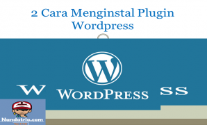 menginstal plugin wordpress