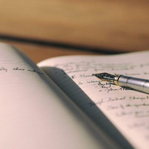 membuat postingan blog