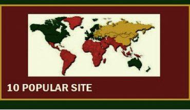 situs populer sering dijunjungi