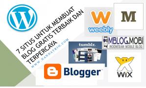 Membuat Blog Gratis Terbaik