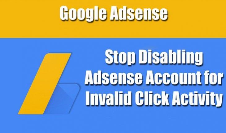 Mendeteksi Invalid Click Adsense