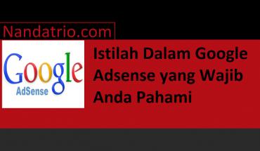 Istilah Dalam Google Adsense