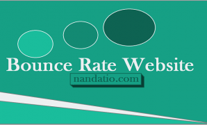 Bounce Rate yang Bagus