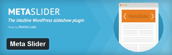 Plugin Meta Slider WordPress