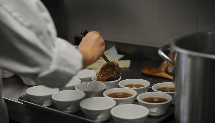 usaha kursus memasak