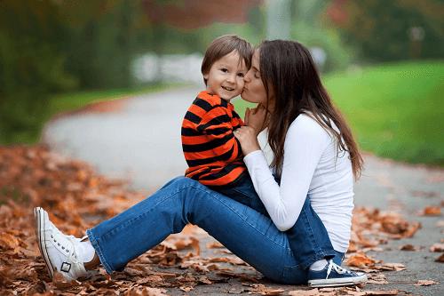 Menjdi ibu yang baik