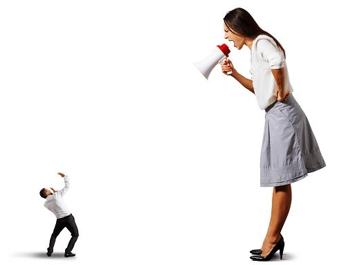 Istri keras kepala