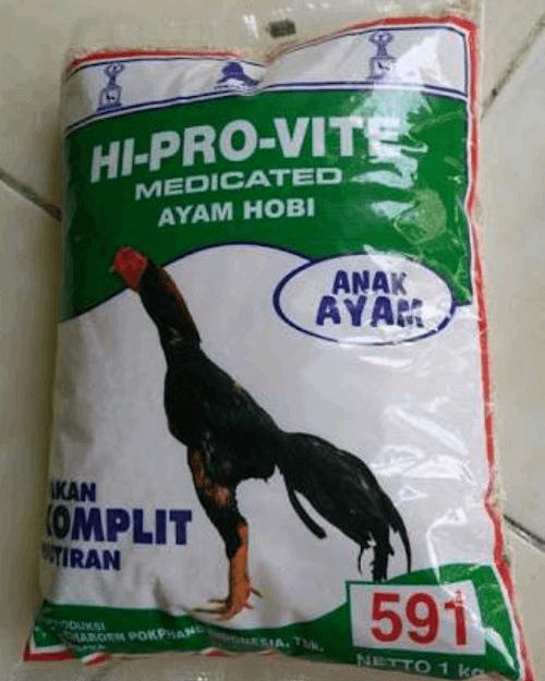 pur untuk ayam bangkok