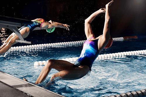 turunkan berat badan dengan berenang