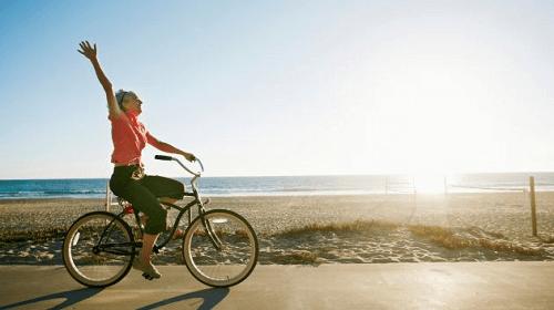 turunkan berat badan dengan bersepeda