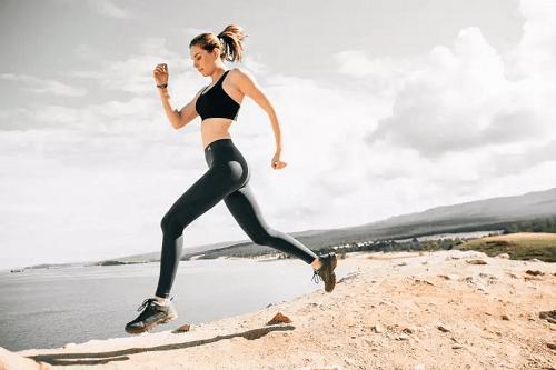 Diet dengan olahraga lari